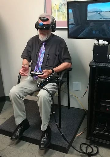 Continuing Education - VR Demo