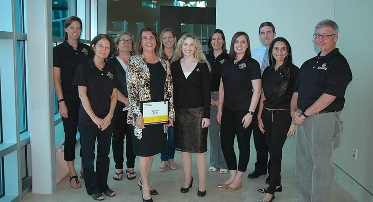 UCF RESTORES received the Marchioli Collective Impact Innovation Award_